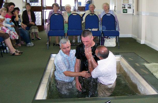Baptism - Duncan Road Church - Christian Evangelical ...