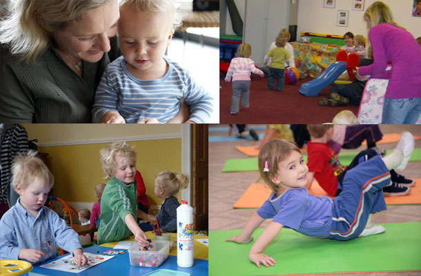 Duncan Road Church Noah's Ark Toddlers and Babies Group